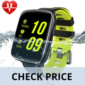 waterproof smartwatch