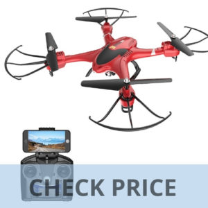 best mini drone quad copter