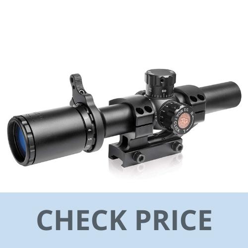 best ar 15 scope under 200